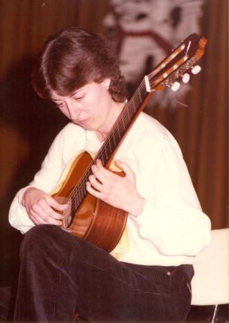 Montserrat Oterino, profesora del Conservatorio de Tarragona