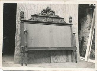 Mueble de factura Yagüe