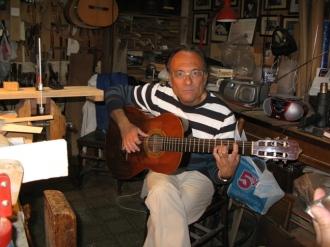 Tito Simón, hijo de Paquito Simón, 2011